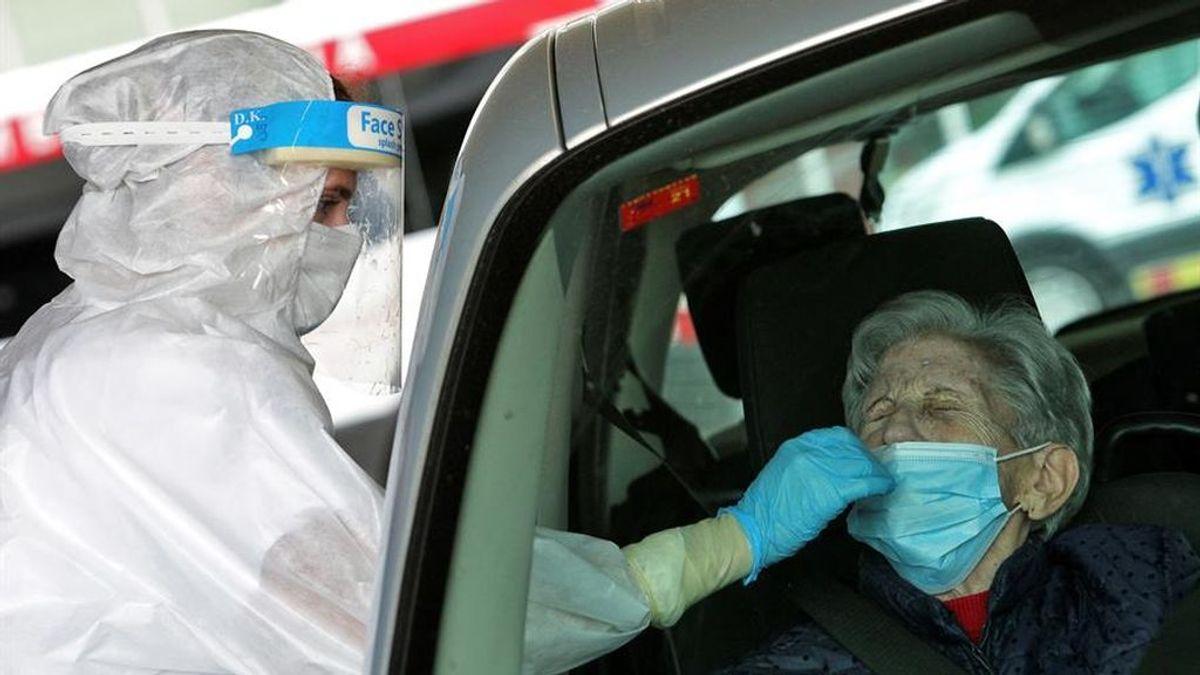 Los contagios se disparan en España y llegan a récord: 40.197 nuevos positivos de coronavirus