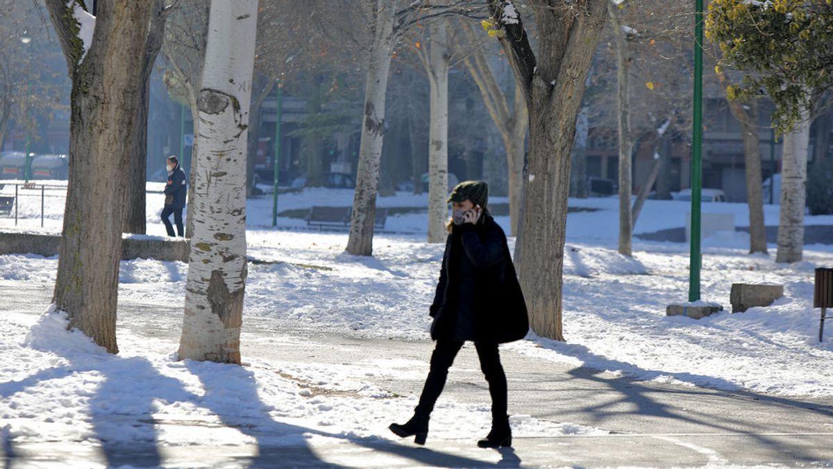 El tiempo se estabiliza tras Filomena: suben temperaturas pero 24 provincias continúan con alertas por frío