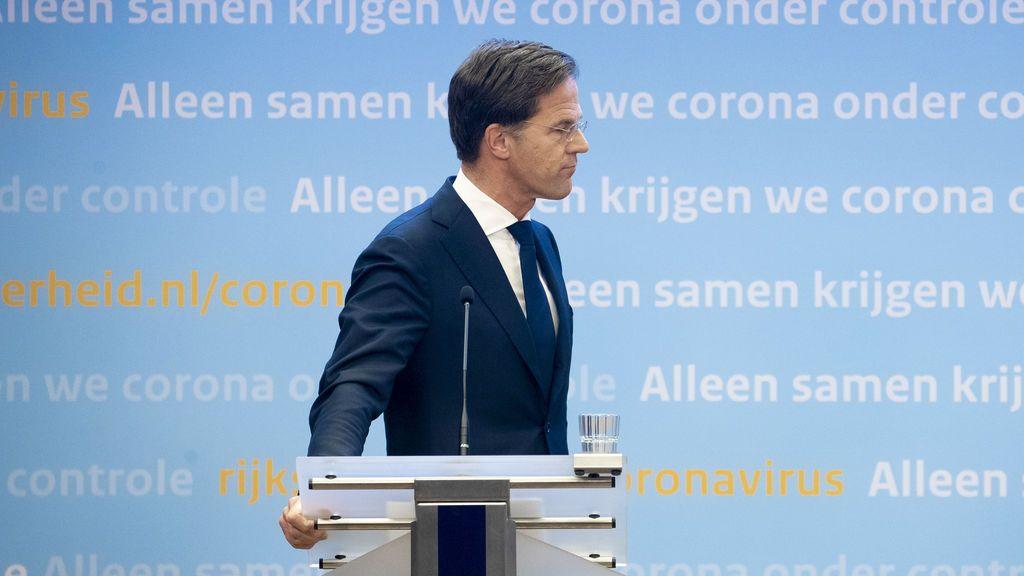 El Gobierno holandés de Mark Rutte dimite en bloque por el escándalo de las ayudas a niños
