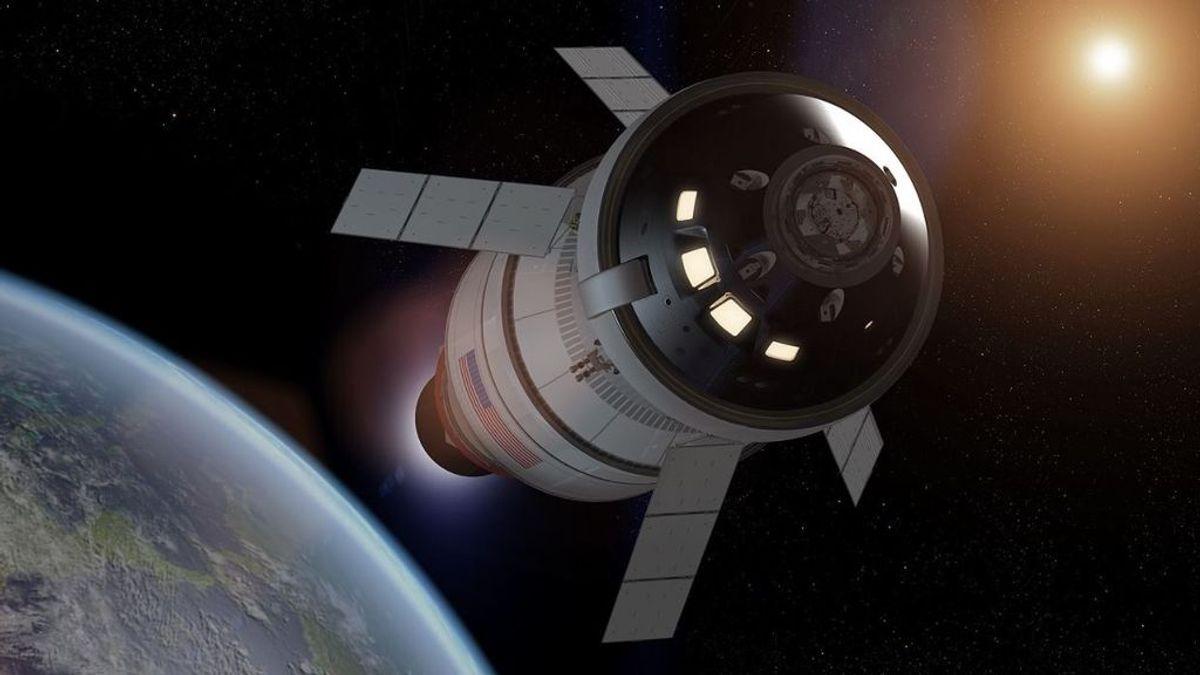La nave Orion que volverá a llevarnos a la Luna ya está lista para el viaje