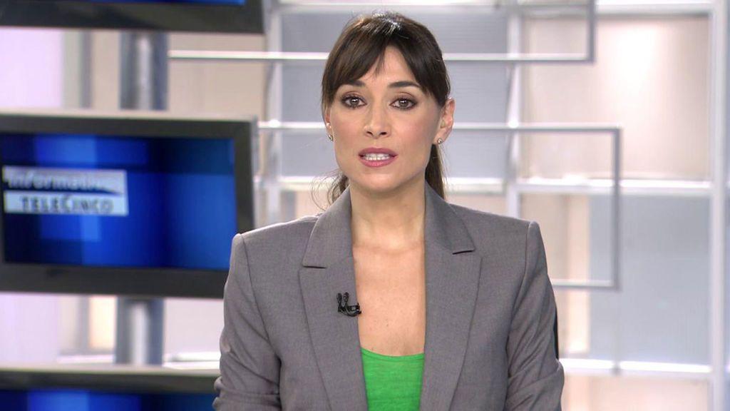 Con Arancha Morales y Laila Jiménez Informativos Telecinco 2020 Matinal 15/01/2021