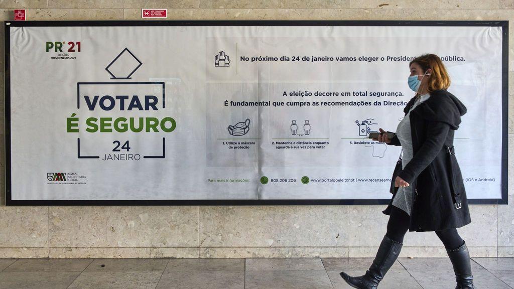Portugal inicia un confinamiento como el de primavera y mantiene las elecciones presidenciales