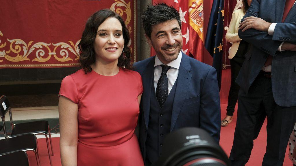 Isabel Díaz Ayuso y Jairo Alonso podrían haber roto: cómo ha sido su relación desde 2016