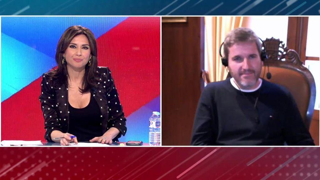 """Alcaldes afectados por Filomena, contra Almeida: """"Ha pedido zona catastrófica para evadir su responsabilidad"""""""