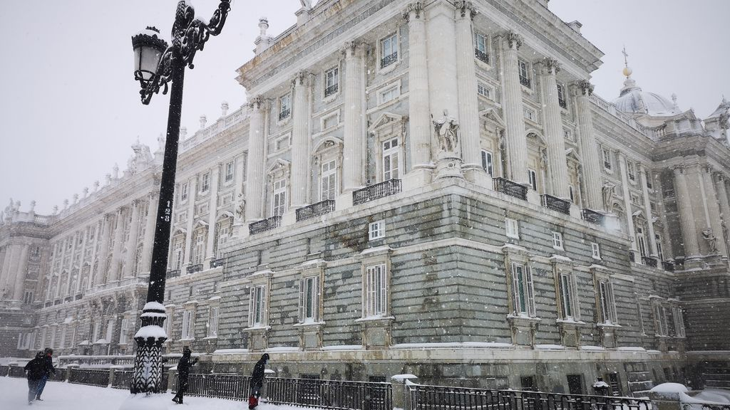 Patrimonio Nacional mantiene cerrados los monumentos en la Comunidad de Madrid hasta el domingo