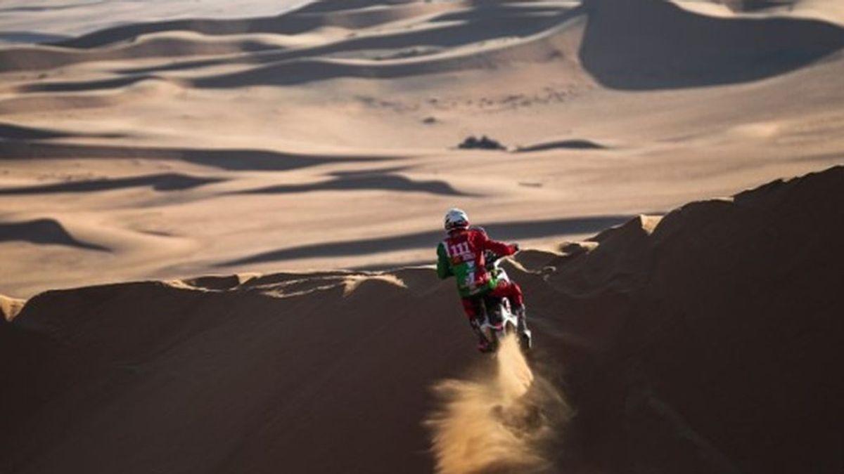Muere el piloto francés Pierre Cherpin tras su caída en el Dakar en la séptima etapa
