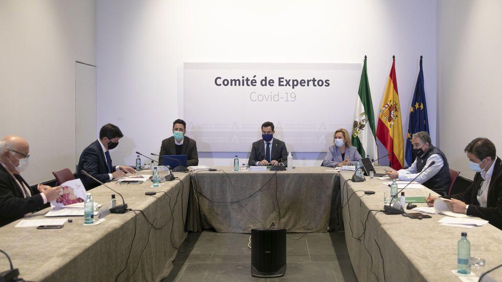 Andalucía: se endurecen las medidas y vuelve al cierre perimetal