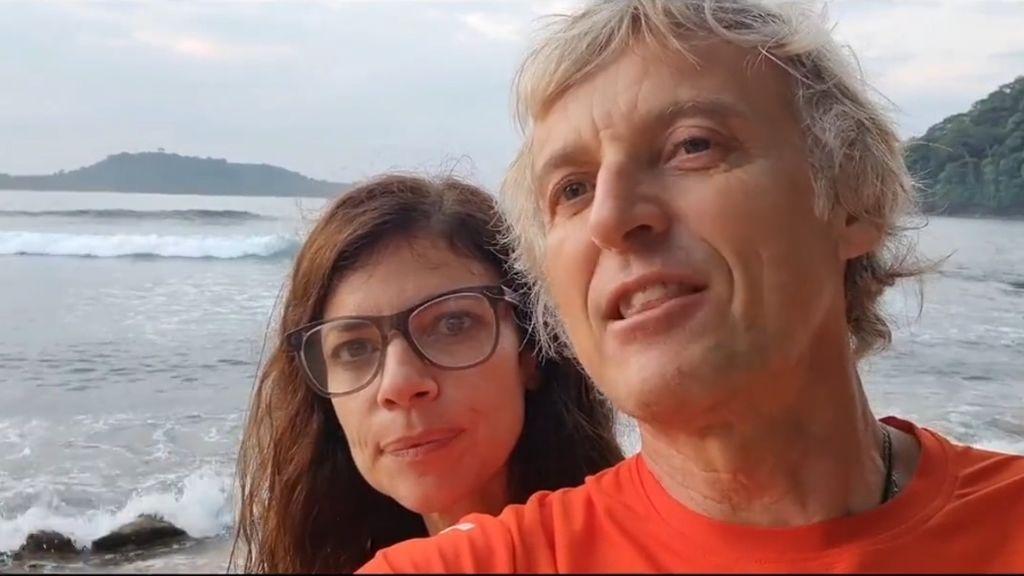 Jesús Calleja y Maribel Verdú viajan al centro del mundo, el quinto país menos visitado del planeta