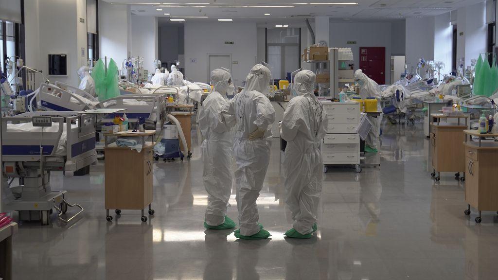 La semana 'horribilis' de la covid: récord de casos e incidencia acumulada desde el inicio de la pandemia