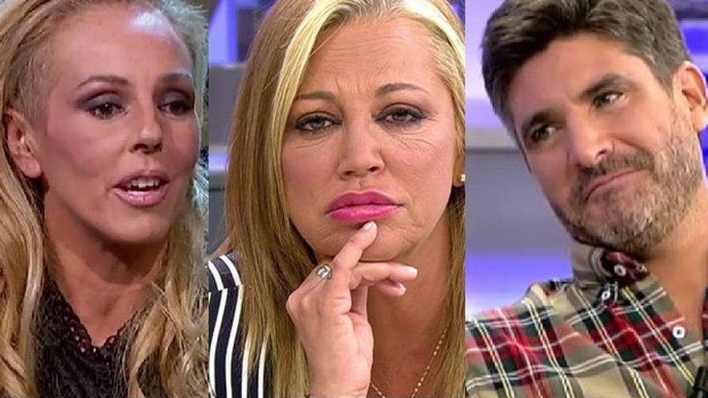 Toño Sanchís contrata el bufete del marido de Rocío Carrasco para demandar a Belén Esteban
