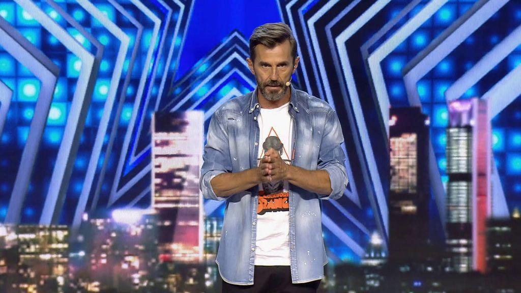 El cariñoso mensaje de 'Got Talent' a Paz Padilla, ausente durante las audiciones