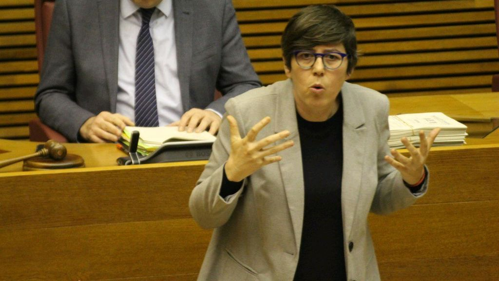 Podemos nombra a Pilar Lima portavoz parlamentaria en Valencia