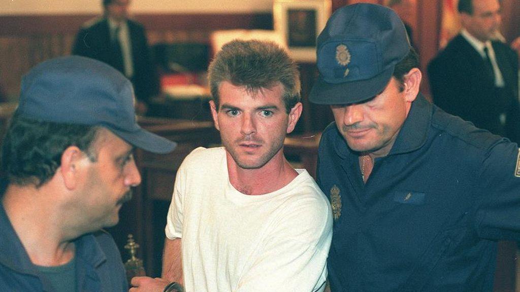 Miguel Ricart, condenado por el crimen de Alcàsser, localizado en Madrid en una identificación rutinaria policial