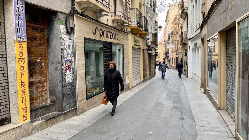 Extremadura registra 1.541 positivos, máximo de contagios de toda la pandemia