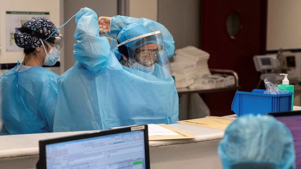 El virus dobla su incidencia y deja casi 2.500 muertos desde que empezó 2021