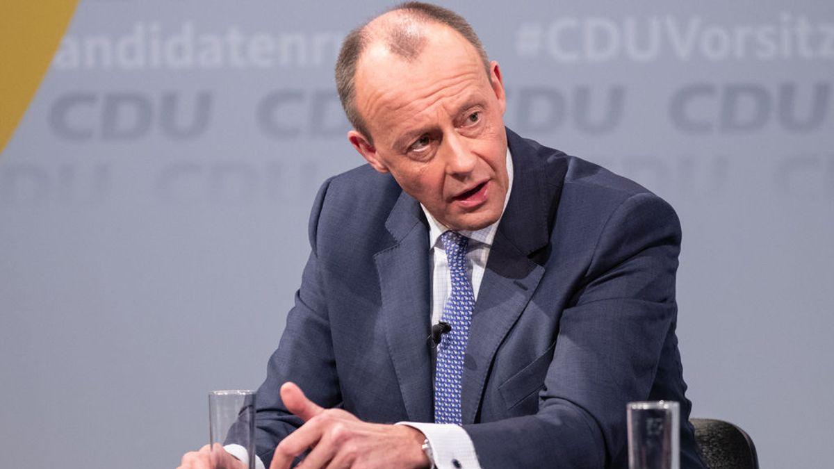 "Merz, un ""anti-Merkel"" para la CDU post-Merkel"