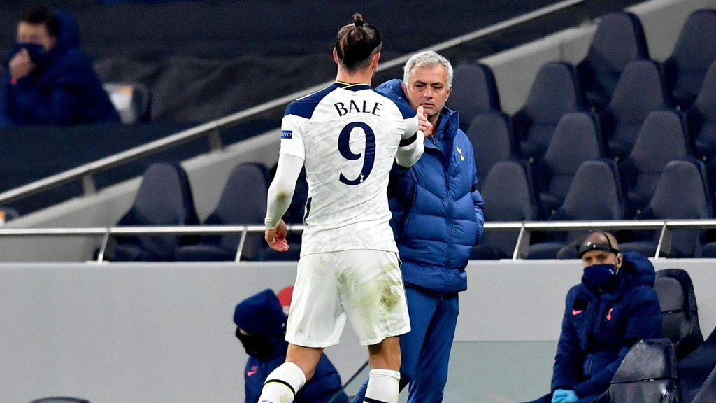 """La última amenaza de Mourinho a Bale en el entrenamiento: """"¿Quieres quedarte aquí?"""""""
