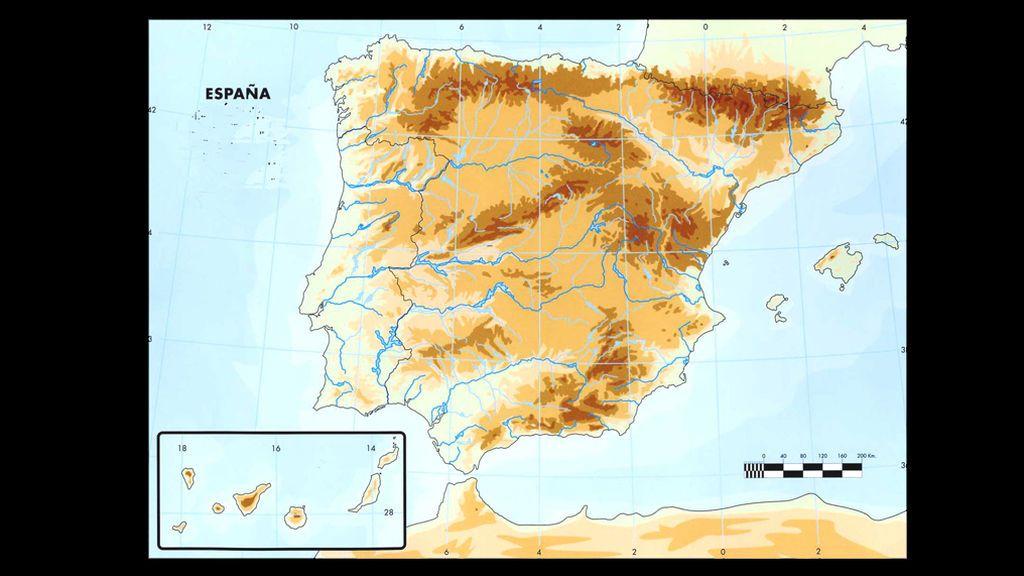 Test: ¿qué ríos de España conoces?