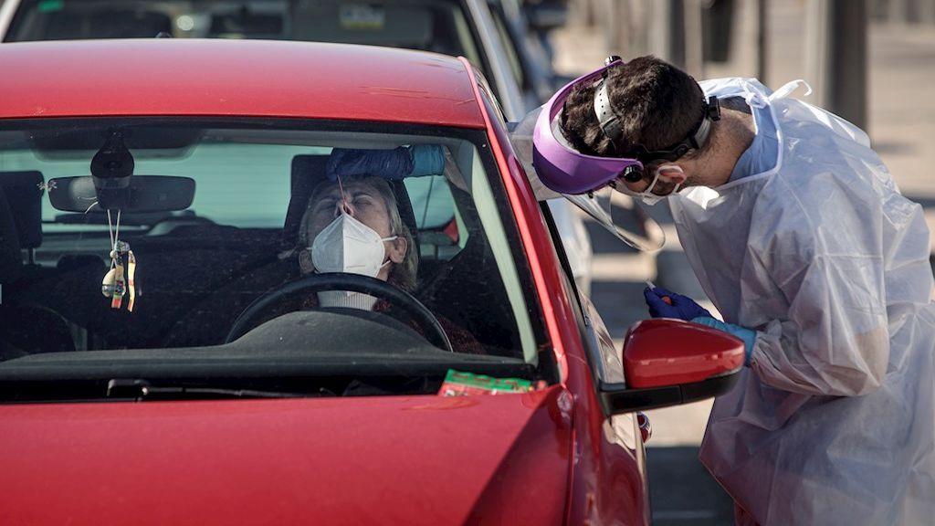 La Comunidad Valenciana vuelve a marcar récord de contagios, con 7.875 casos en un día