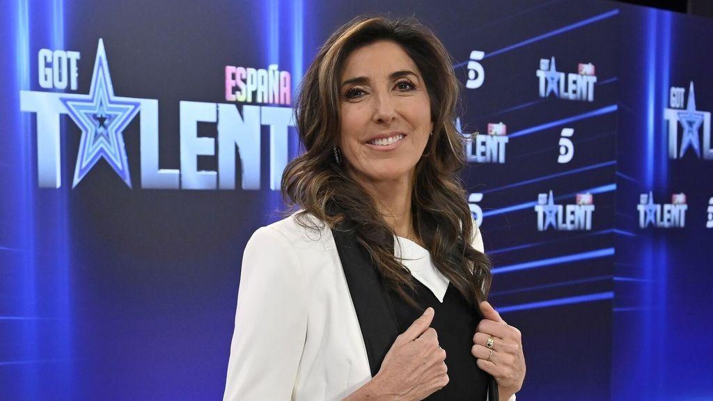 Paz Padilla reacciona al mensaje que le envió 'Got Talent' en el estreno