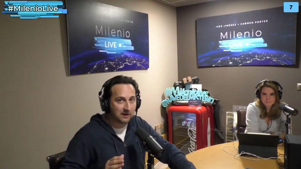 Milenio Live (16/01/2020) - La cepa británica y España congelada (1/3)