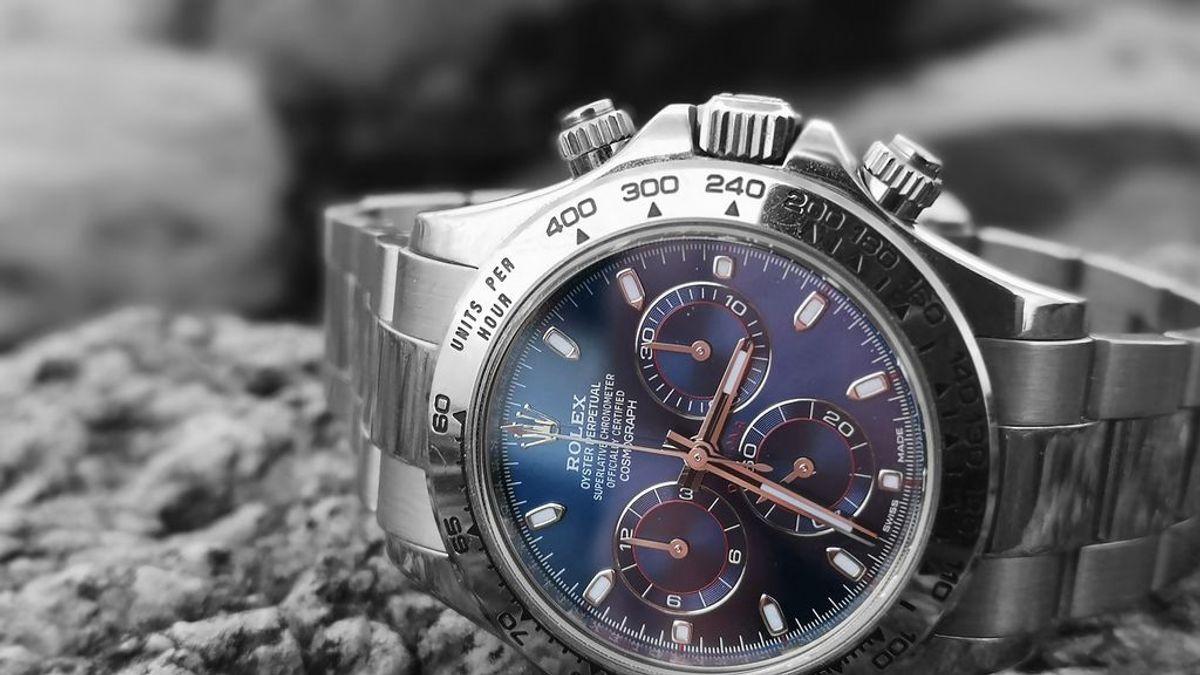 Ni oro, ni bolsa, la mejor inversión: un Rolex