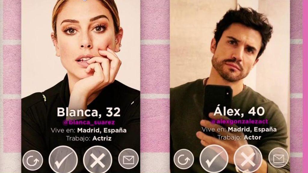 Los nombres de los famosos que usa esta app de ligoteo