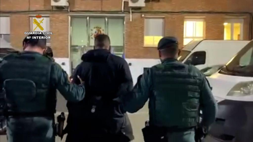 Detención 'El Melillero'