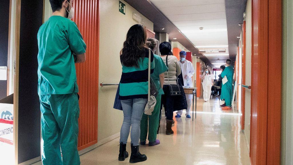 """El coronavirus, """"una plaga cargada de muerte""""para el presidente de Urgencias y Emergencias:"""