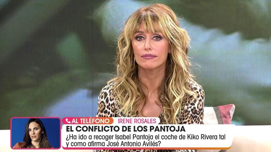 Irene Rosales confirma la noticia