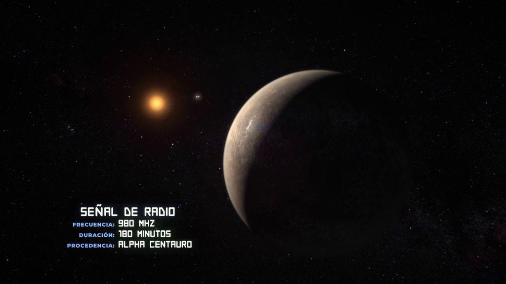Todo sobre la señal llegada desde Alfa Centauri