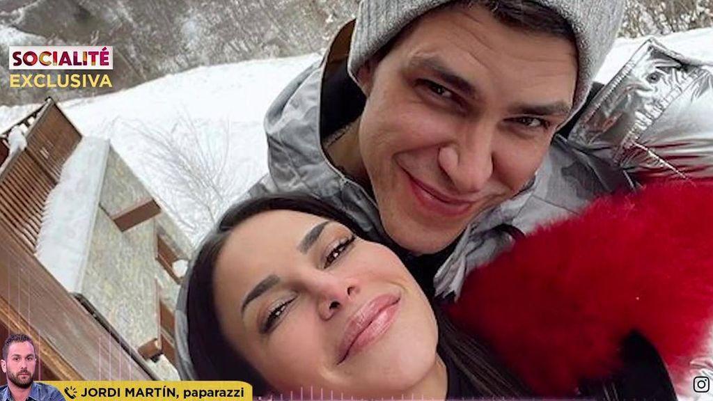 Diego Matamoros y Carla Barber se saltan las restricciones