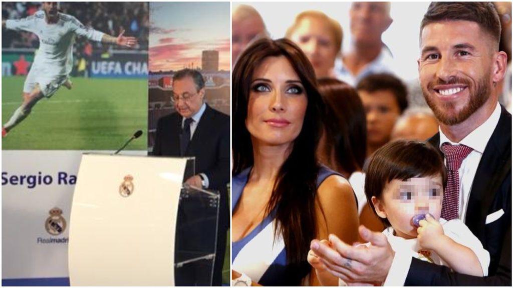El Madrid encuentra en Pilar Rubio su mejor aliada para la renovación de Sergio Ramos
