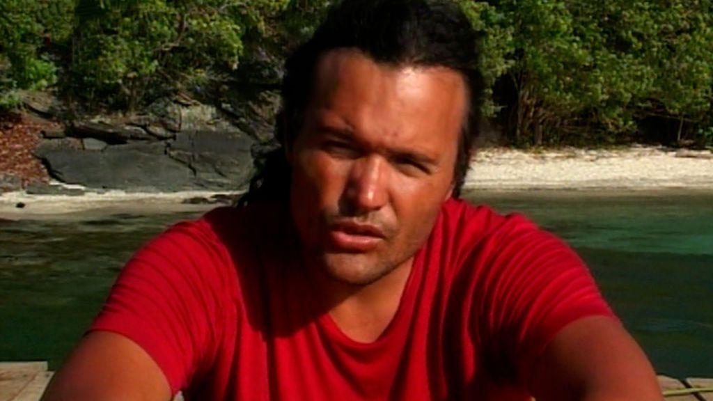 La hazaña de Nilo Manrique en 'Supervivientes'