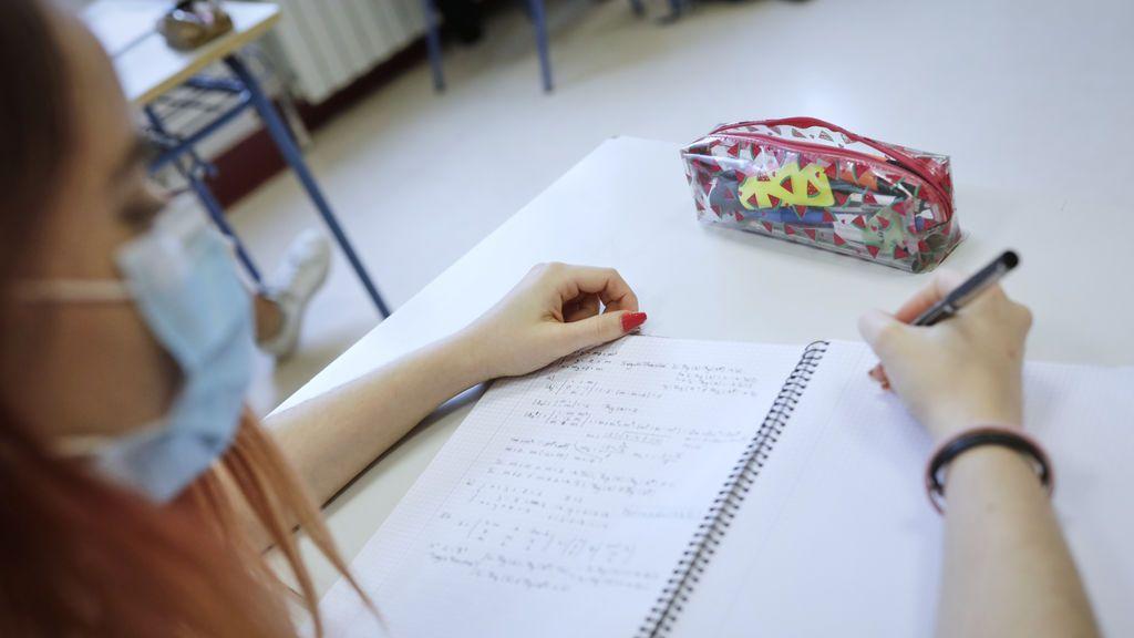La vuelta a la actividad educativa presencial en Madrid se hará de manera escalonada