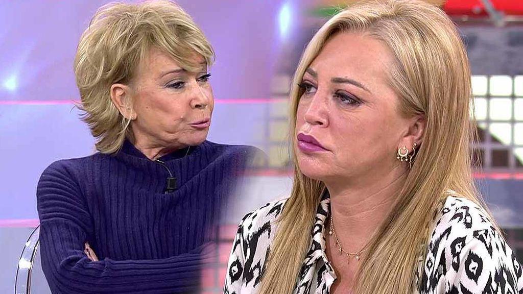 """Mila Ximénez, indignada con lo que Anabel Pantoja le ha hecho a Belén Esteban: """"Yo no le volvería a hablar"""""""