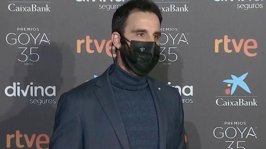 Dani Rovira Goyas 2021
