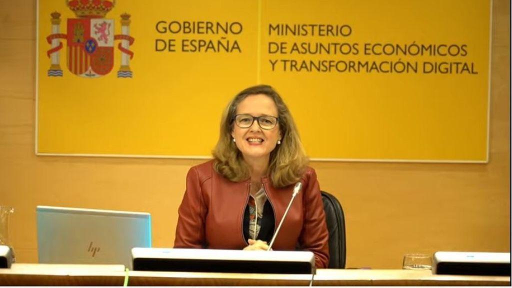 EuropaPress_3518881_vicepresidenta_tercera_nadia_calvino