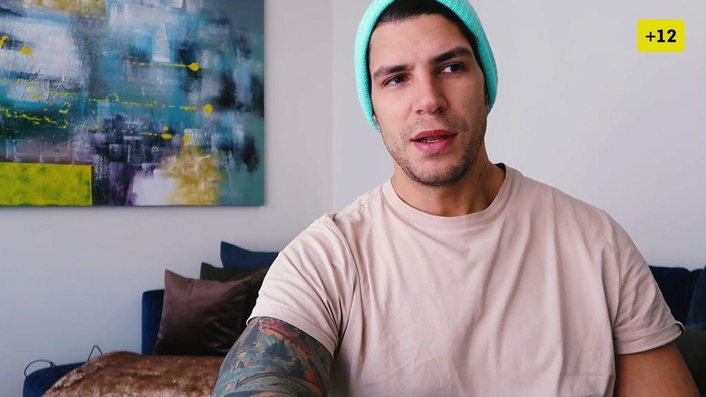 Diego Matamoros habla de la relación con su padre y de un cambio de planes tras el accidente de Carla (1/2)