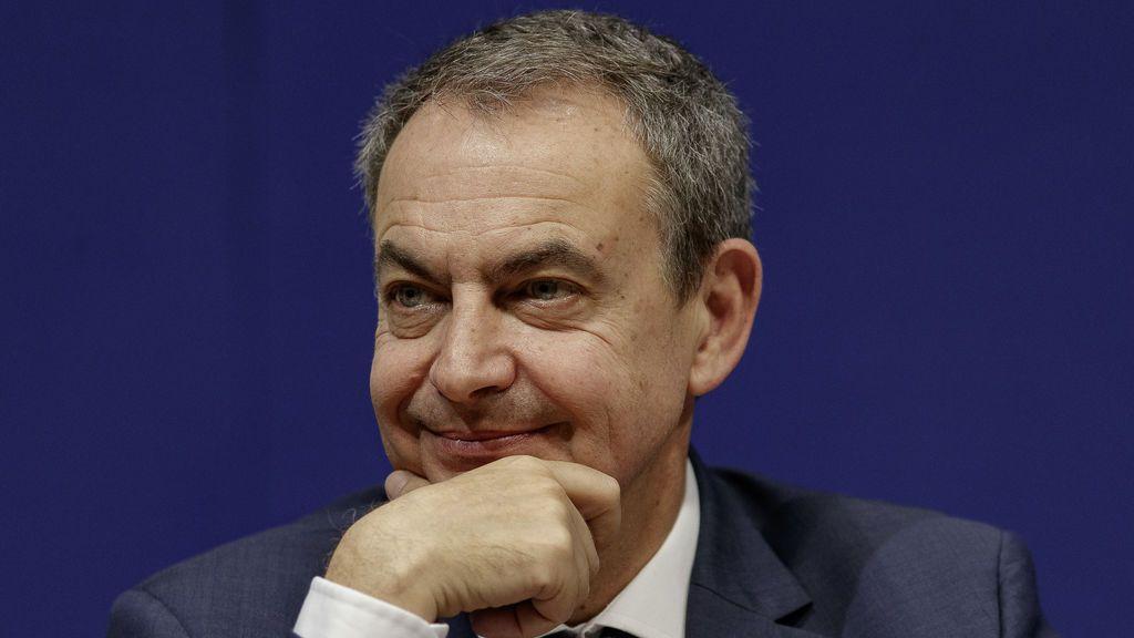 José Luis Rodríguez Zapatero sigue rendido a Borges y publicará libro su figura en septiembre