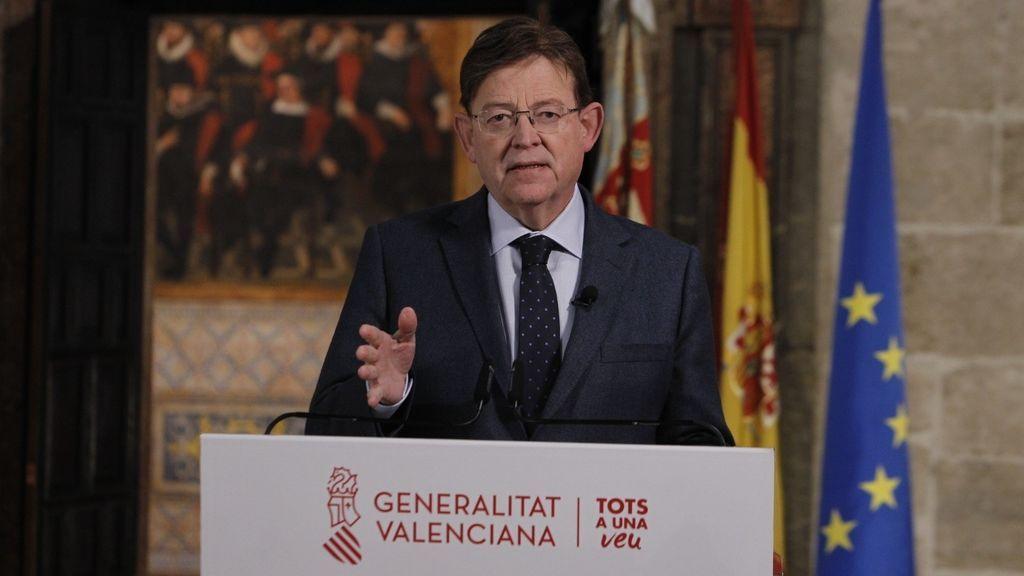 """Tximo Puig pide """"ampliar el estado de alarma"""" porque las """"medidas que se han tomado son insuficiente"""""""