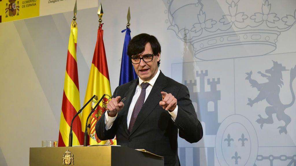 """Illa recuerda a Iglesias que Puigdemont incumplió la ley y que los gobernantes deben respetar el """"Estado de derecho"""""""