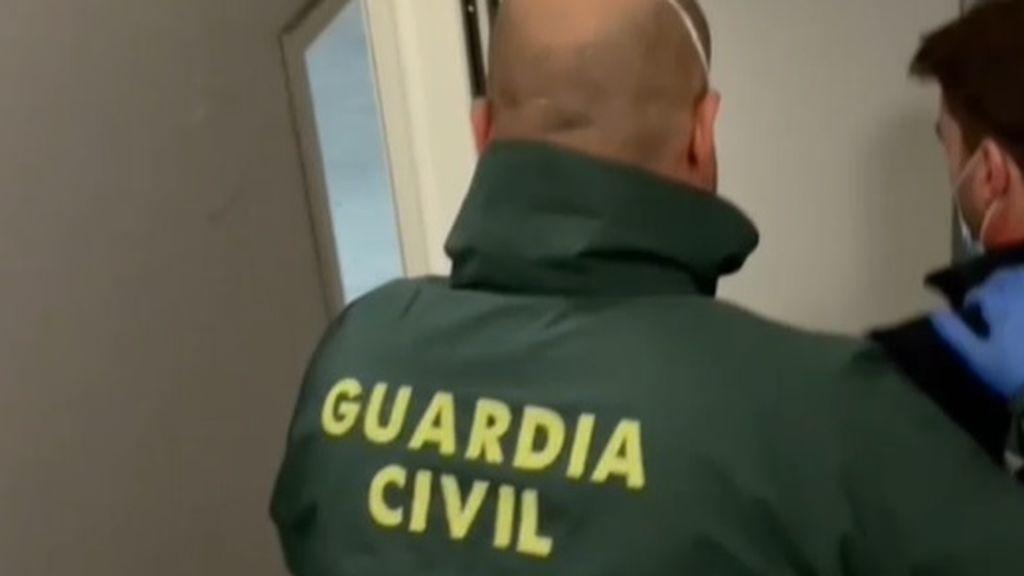 Detenido un joven en Huesca por la violación de una anciana de 94 años