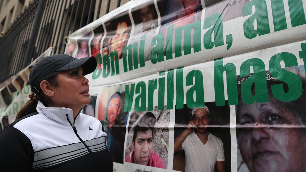 """""""Decapitaron a mi hija"""": la tragedia de una madre que ahora busca restos de desaparecidos en México"""