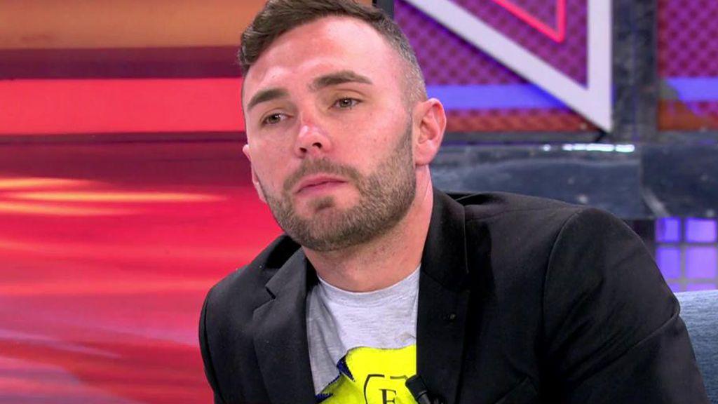 Cristian Suescun habla de Rafael Amargo