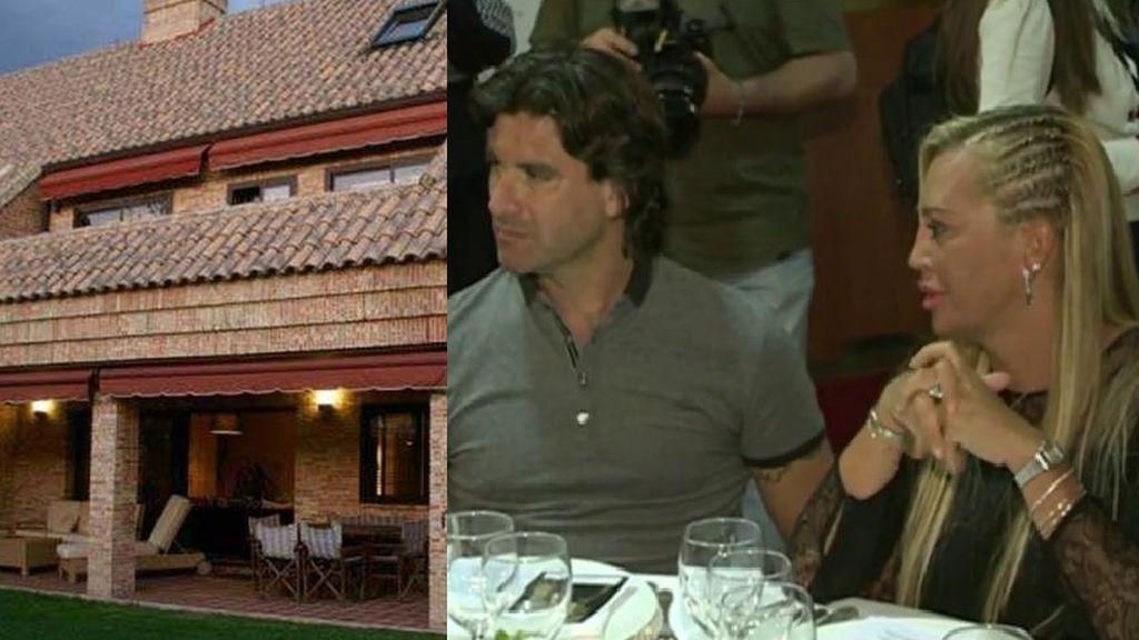 El conflicto entre Belén Esteban y Toño Sanchín por la casa