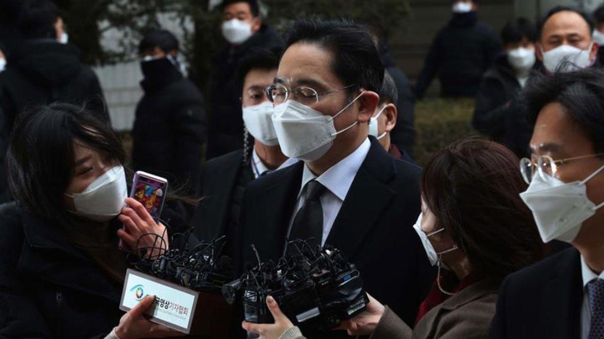Lee Jae-Yong, heredero de Samsung, condenado a dos años y medio de cárcel por corrupción