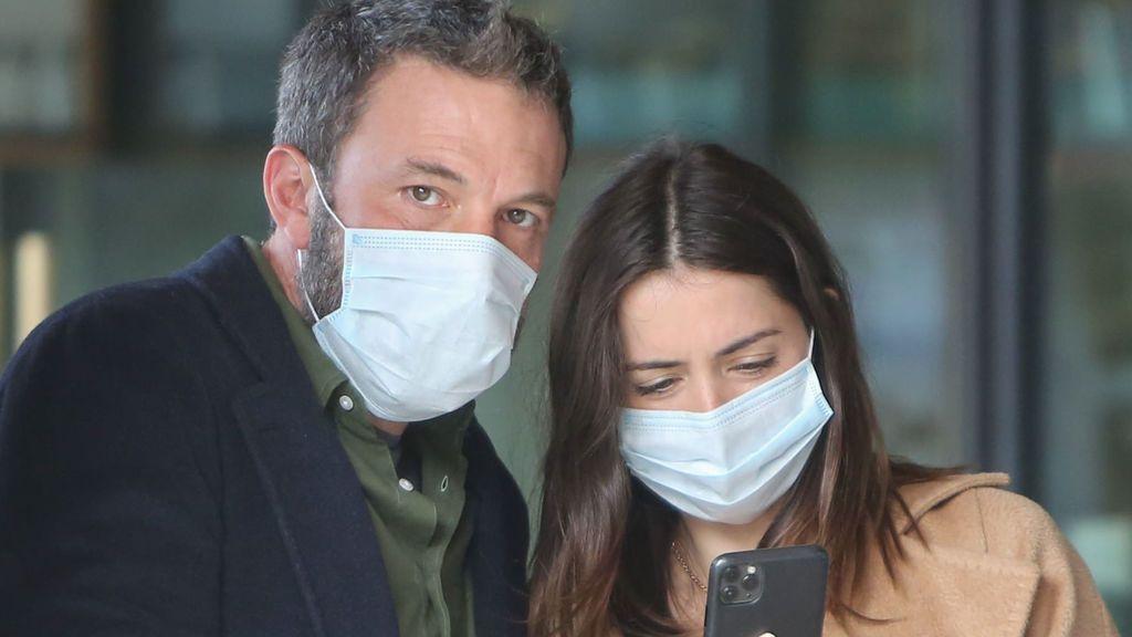 """Ana de Armas y Ben Affleck se separan: """"La convivencia fue el fin de su luna de miel"""""""