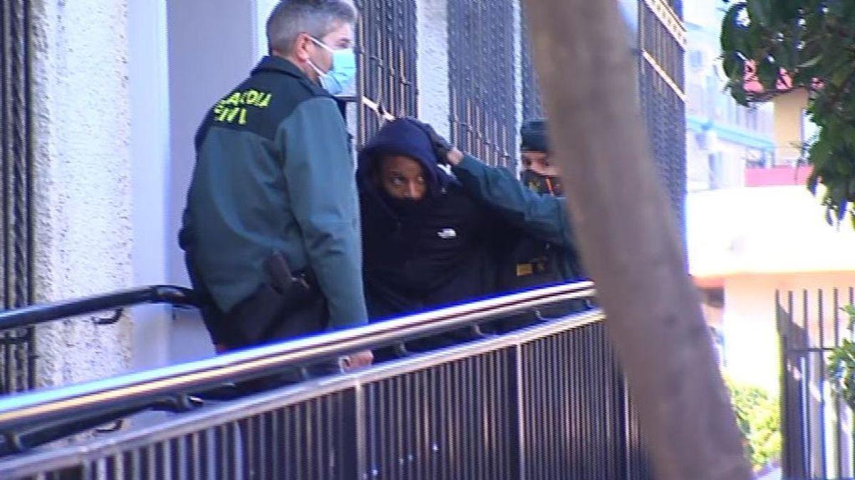 'El Melillero' se declara en huelga de hambre nada más entrar en prisión