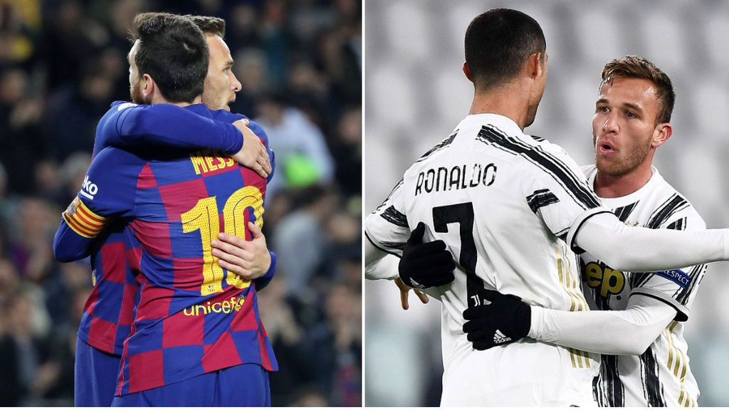 Arthur compara cómo son Messi y Cristiano como compañeros de vestuario y deja en mal lugar al argentino